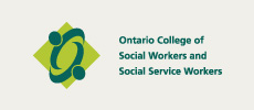 Amy Mullins is member of the Ontario College of Social Workers